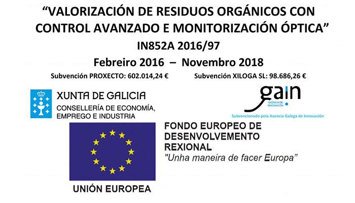 Valorización de residuos Galicia
